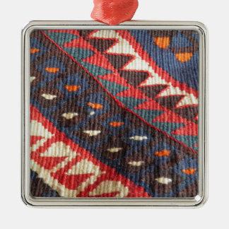 Ornamento De Metal Tapete persa étnico boémio exótico turco de Boho