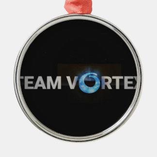Ornamento De Metal TeamVortex