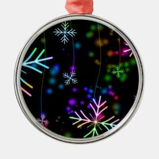 Ornamento De Metal tempo da alegria do Natal