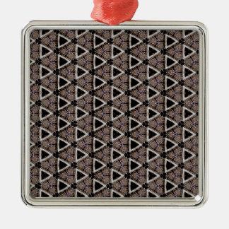 Ornamento De Metal Teste padrão computado da competência