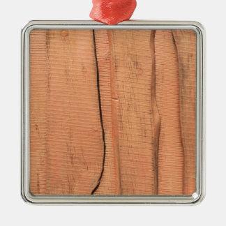 Ornamento De Metal Textura de madeira