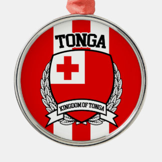Ornamento De Metal Tonga