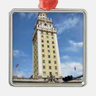Ornamento De Metal Torre cubana da liberdade em Miami 6