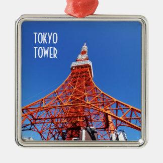 Ornamento De Metal Torre de Tokyo