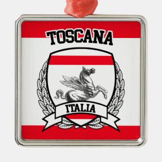 Ornamento De Metal Toscana