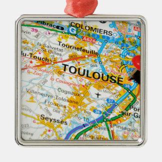 Ornamento De Metal Toulouse, France