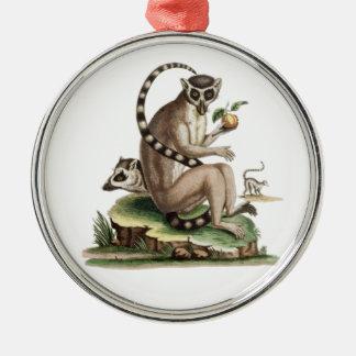 Ornamento De Metal Trabalhos de arte do Lemur