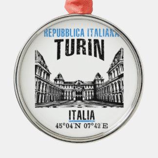 Ornamento De Metal Turin