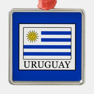 Ornamento De Metal Uruguai