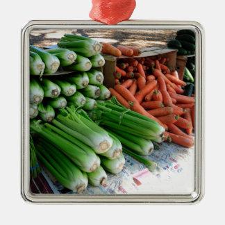Ornamento De Metal vegetais