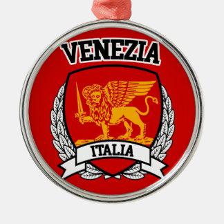 Ornamento De Metal Venezia