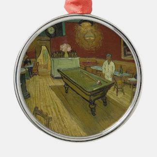 Ornamento De Metal Vincent van Gogh o trabalho de arte da pintura do