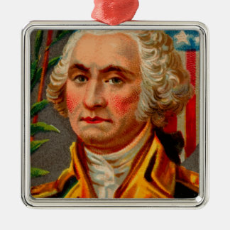 Ornamento De Metal Vintage de George Washington
