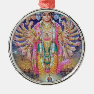 Ornamento De Metal Vishnu
