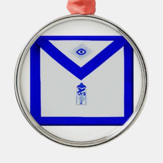 Ornamento De Metal Warden júnior maçónico Avental