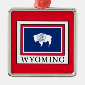 Ornamento De Metal Wyoming