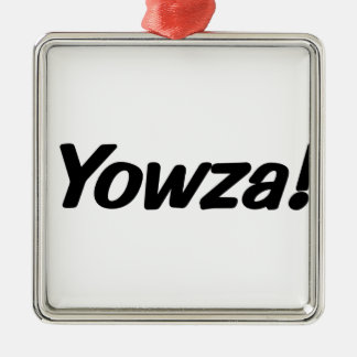 Ornamento De Metal yowza