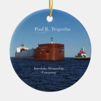 Ornamento de Paul R. Tregurtha Duluth