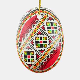 Ornamento de Pysanka