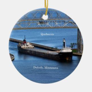 Ornamento de Quebecois Duluth