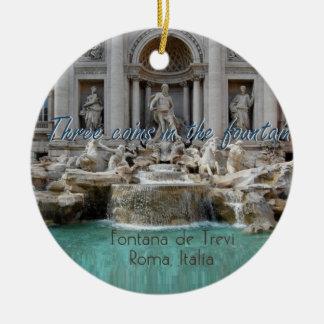 Ornamento de ROMA Italia
