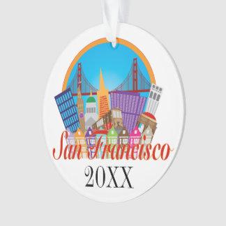 Ornamento de San Francisco