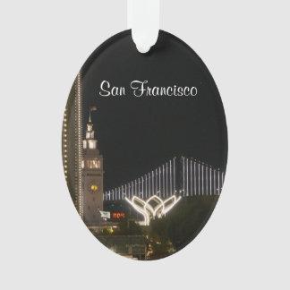 Ornamento de San Francisco Embarcadero #6