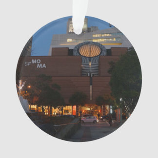 Ornamento de San Francisco MOMA