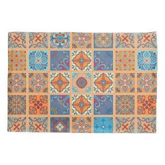 Ornamento de talavera do mosaico do vintage