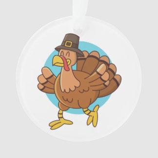 Ornamento de Turquia da acção de graças