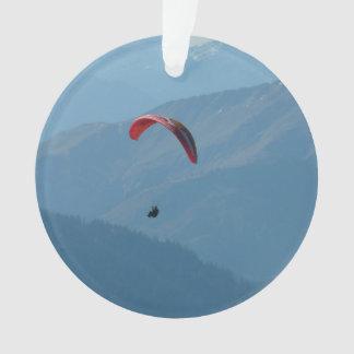 Ornamento Deslize de Para do parapente do Paraglider
