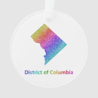 Ornamento Distrito de Columbia