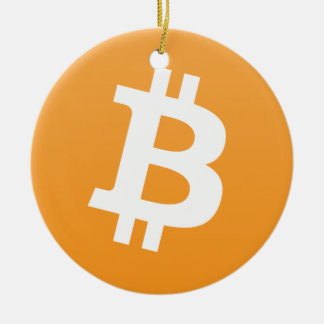 Ornamento do cair de Bitcoin