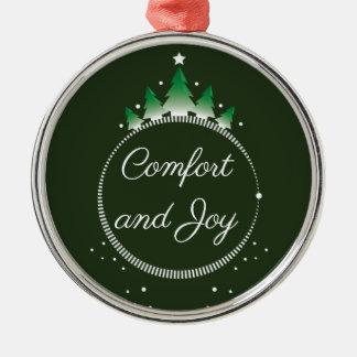 Ornamento do conforto e da alegria | do pinheiro