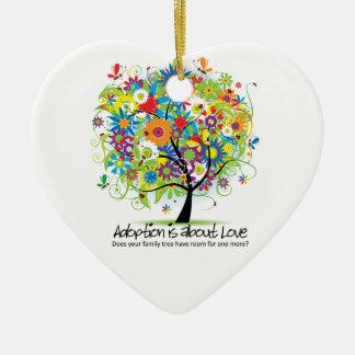Ornamento do coração