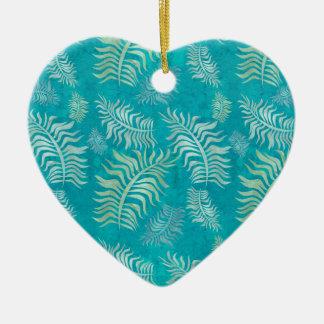 Ornamento do coração das palmas R5