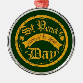 Ornamento do Dia de São Patrício
