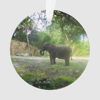 Ornamento do elefante