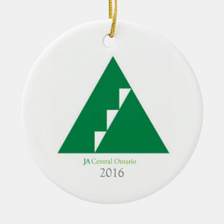 Ornamento do feriado de JA