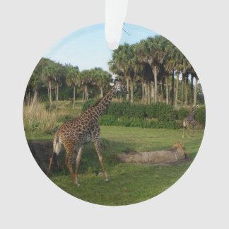 Ornamento do girafa #2