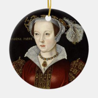 Ornamento do Parr/Henry VIII de Katherine