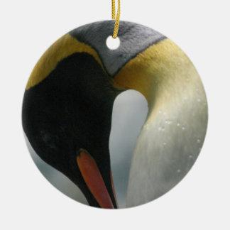 Ornamento do pinguim de imperador