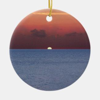 Ornamento do prazer dos marinheiros de Cozumel