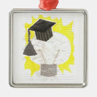 Ornamento do prêmio do bulbo do formando