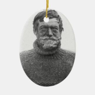 ornamento do shackleton - 2 imagens