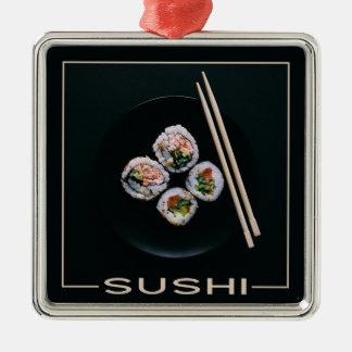 Ornamento do sushi