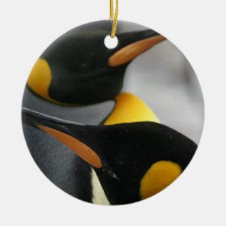 Ornamento dos pinguins