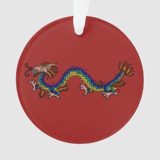 Ornamento Dragão oriental