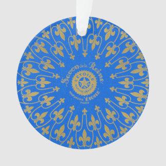 Ornamento Etiqueta de Savon de la Reine Sabão