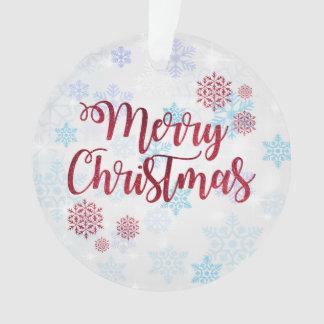 Ornamento Feliz Natal 2